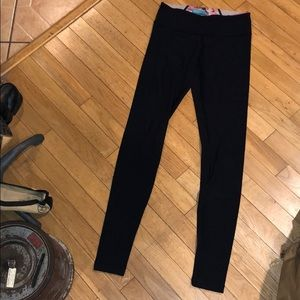 Lululemon yoga legging pants bottoms